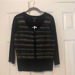 NWT-Stunning WHBM Sweater